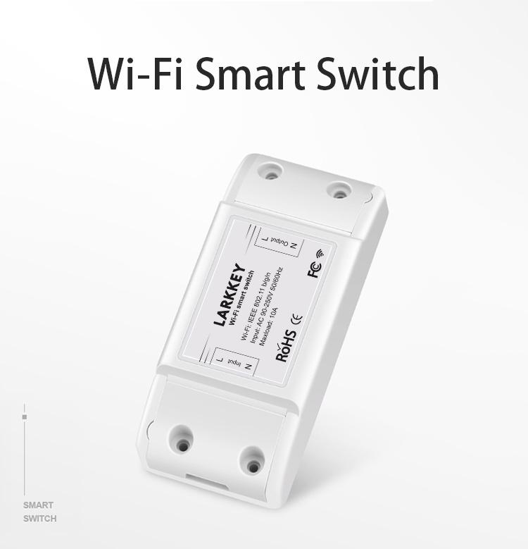 Tuya smart wifi light switch wifi remote control switch wifi timer lighting smart home wall switches