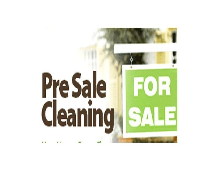 Pre-Sale Cleaning