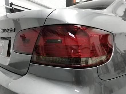 Rear Light Tinting
