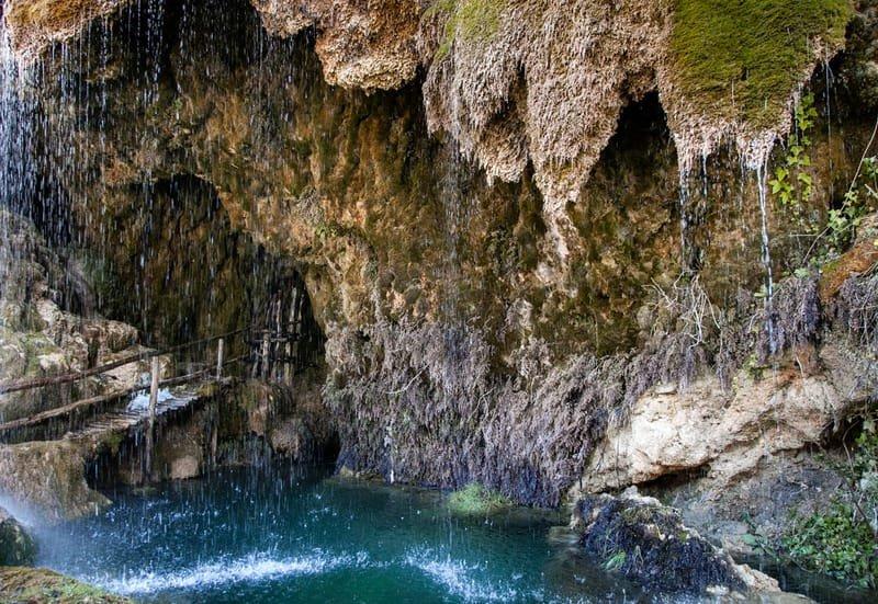 Le grotte di Labante