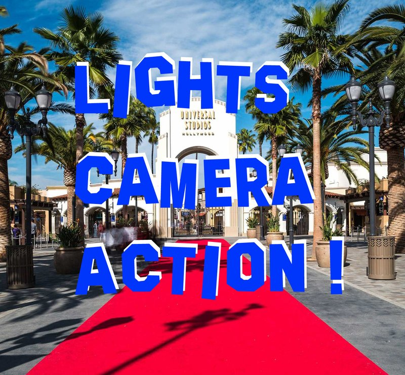 Lights Camera Action Package