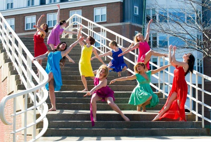 BOSTON COMMUNITY DANCE PROJECT