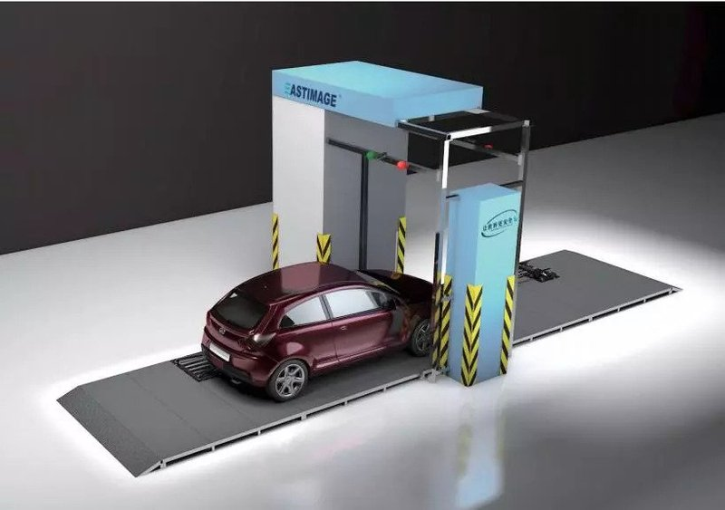 Vehicle X-Ray Scanner