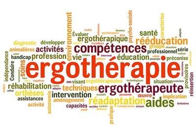 L'ergothérapie