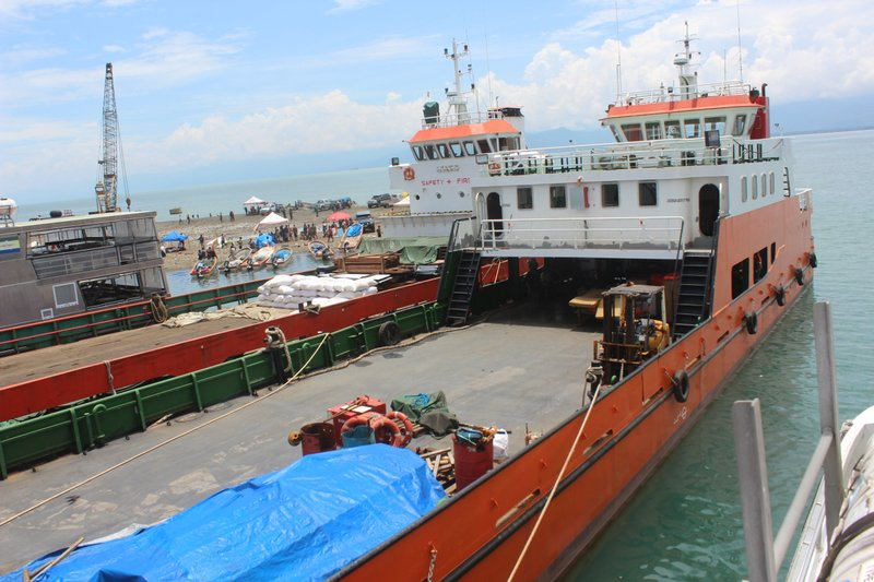 Barge Charter