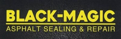 Black Magic Asphalt Sealing and Repair