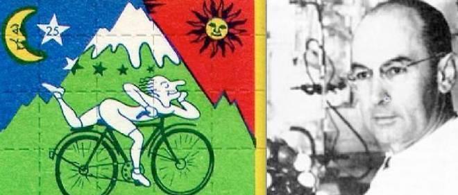 16 avril 1943. Le chimiste Albert Hofmann s'offre le premier trip au LSD par accident