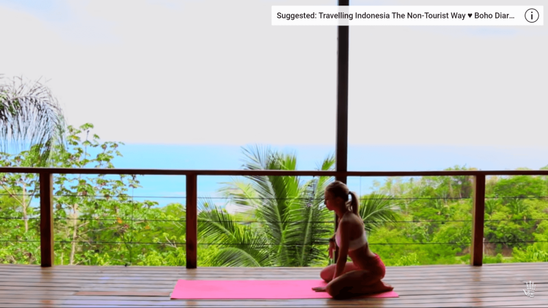 Morning Yoga Workout ♥ Better Than The Gym   Strength & Stretch