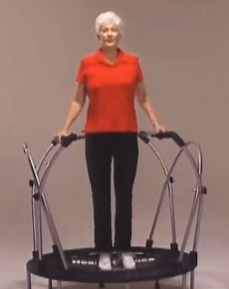 The Many Health Benefits of Rebounding