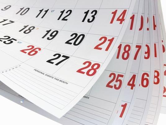 SERVICE DATE