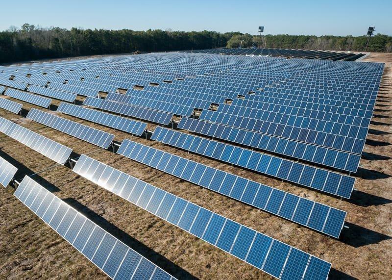 Utility Scale Solar Power