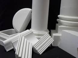 GRP - Glass Fiber Reinforced Polystyrene Profiles