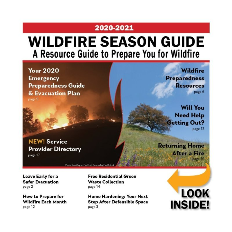 2020-21 Wildfire Season Preparedness Guide