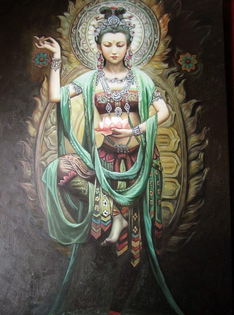 Mantra de Tara Verde