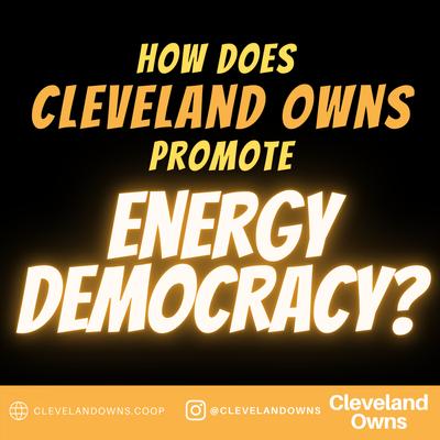 The Energy Democracy Initiative