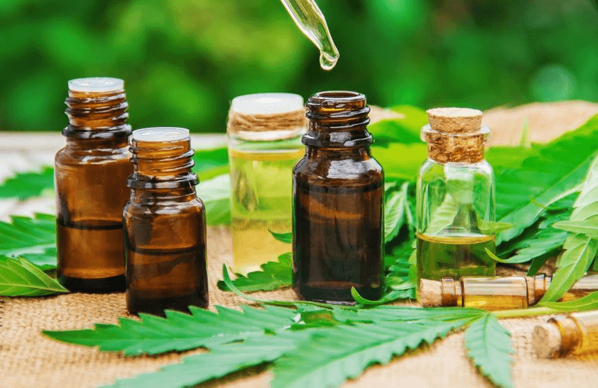 There are benefits to using a tincture