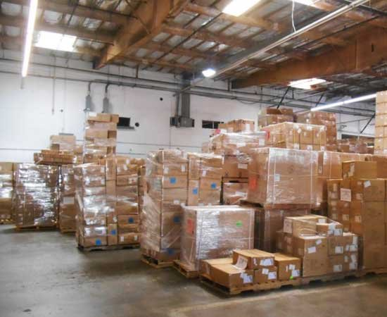 Shipping Logistics and Distribution