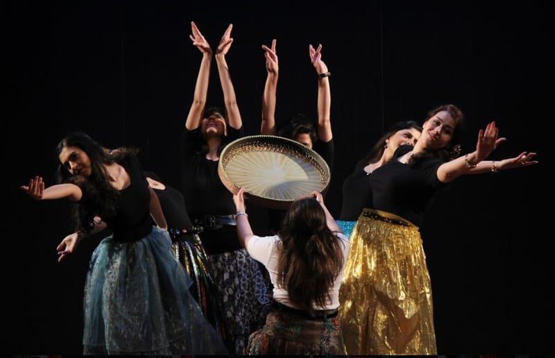 گروه رقص وندا