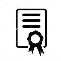 Certificate   مجوز فعالیت