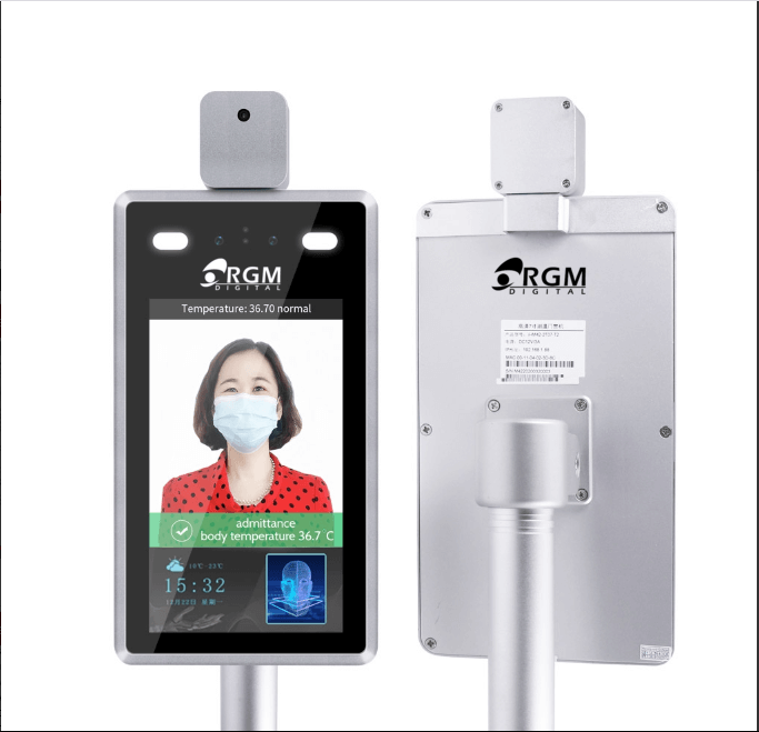 RGMFR101-T A.I Non-contact Infrared Body Temperature Detection Camera