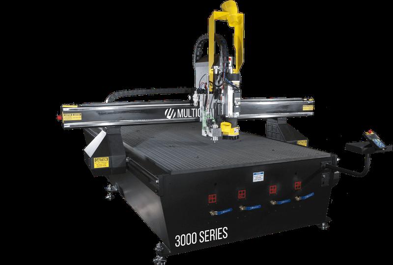 CNC Roter Machines Dep.