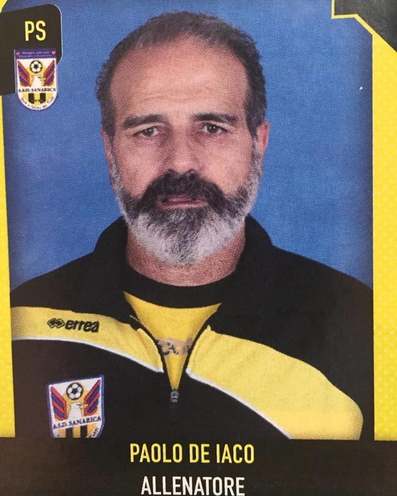 Mister Paolo De Iaco