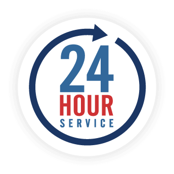 24 Hour Availability