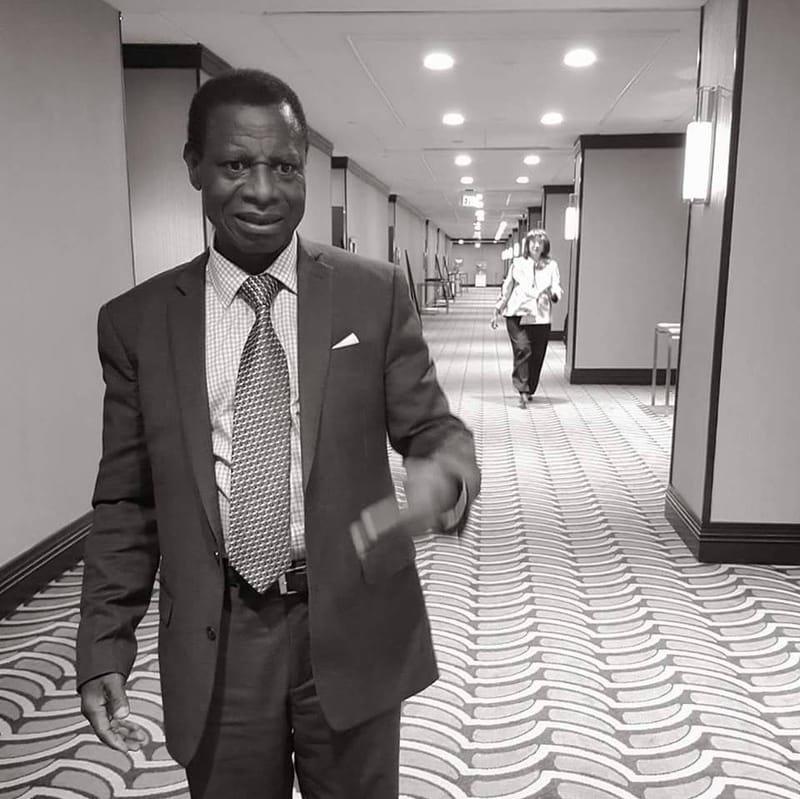 Prof. Akin Lucas Ogunlade