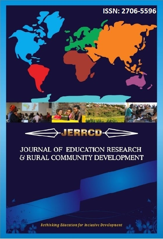 Interdisciplinary Journal of Education Research