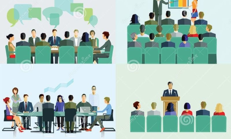 Organization of Academic Conferences