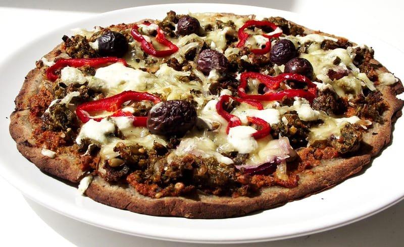 Пица с КаяКестенов Йогурт