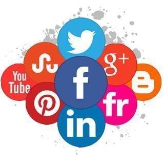 Social Media  اعلانات عبر وسائل التواصل الاجتماعي