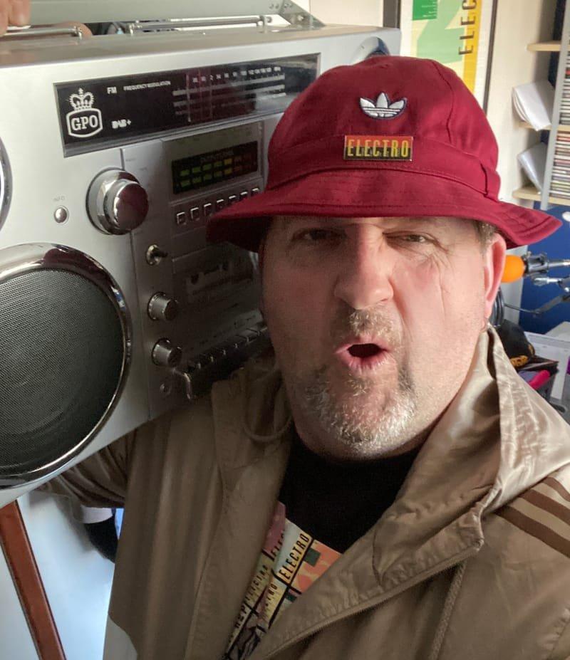 DJ Bubba (aka Mark Howlett)