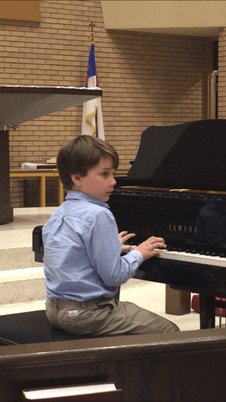 Private Piano or Keyboard Lessons