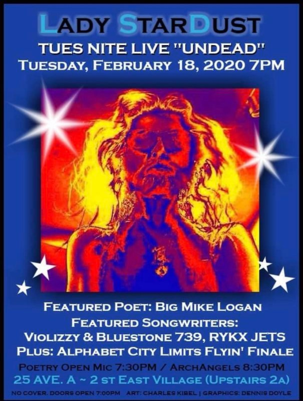 Tuesday 2/18/20,8:30 pm