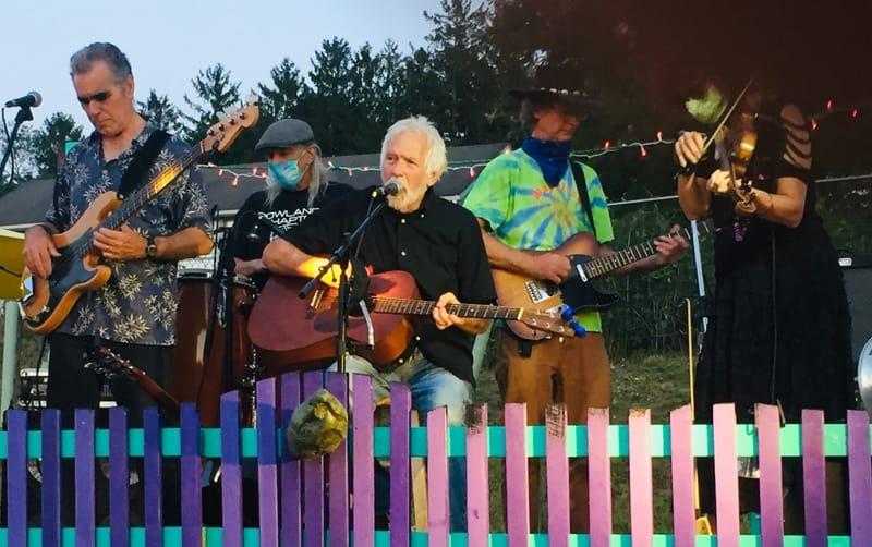 Saturday 8/22/20,8-10 pm Bob Tellefsen Band