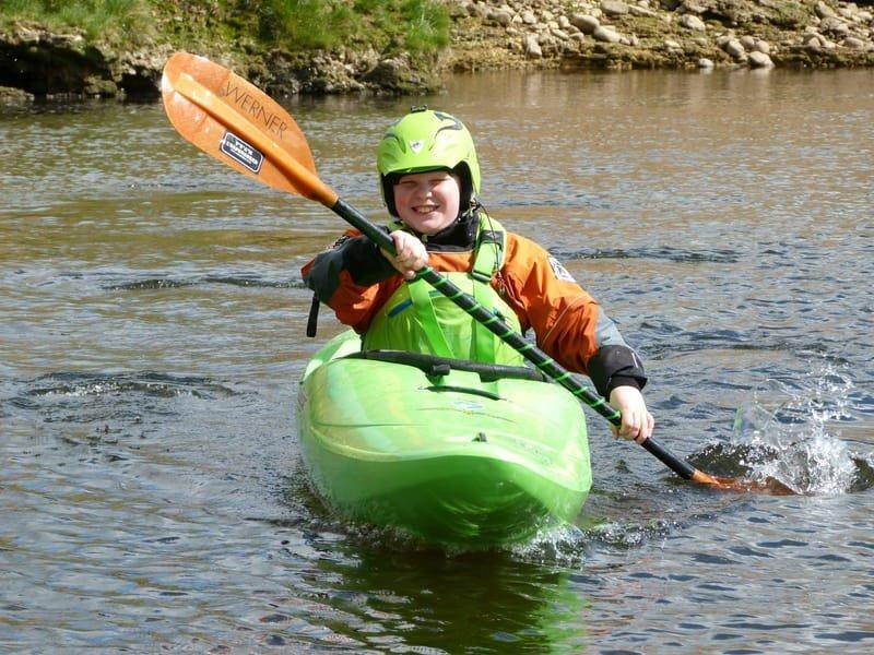 Paddlesport Instructor Award