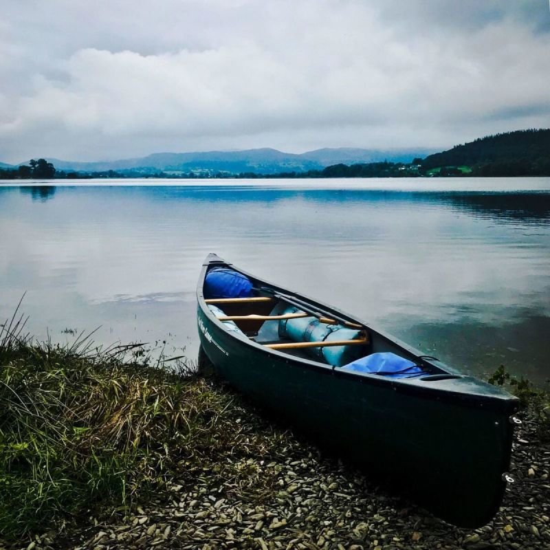 British Canoeing - Canoe Leader Training - Northern Dales & Lake District