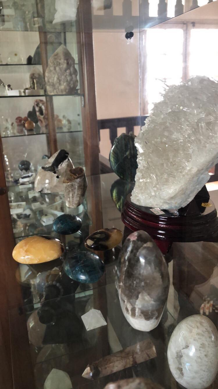 Olivier et les pierres
