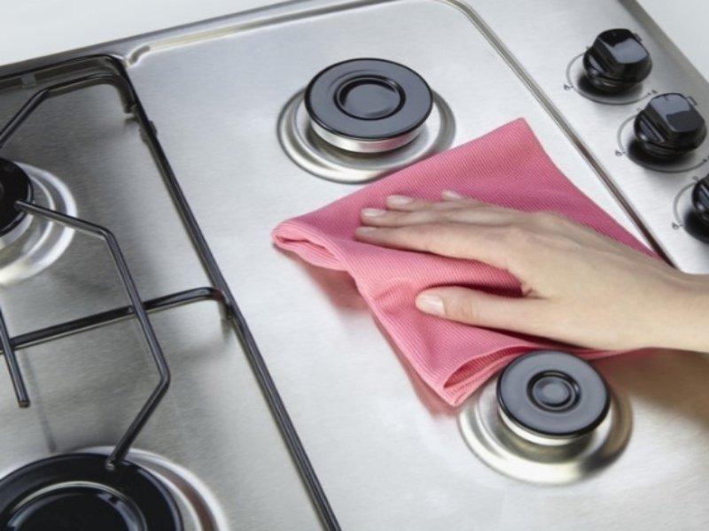 مستلزمات التنظيف للمطبخ