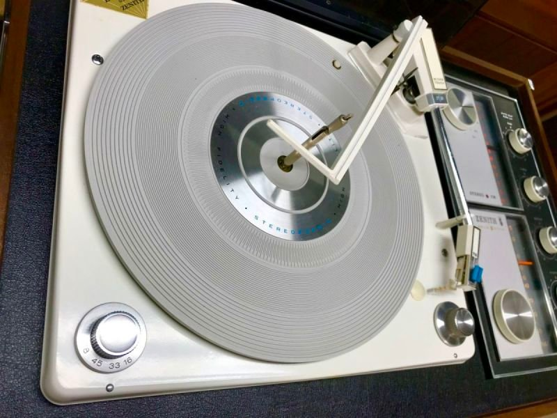 TURNTABLE & RECORD PLAYER SERVICE