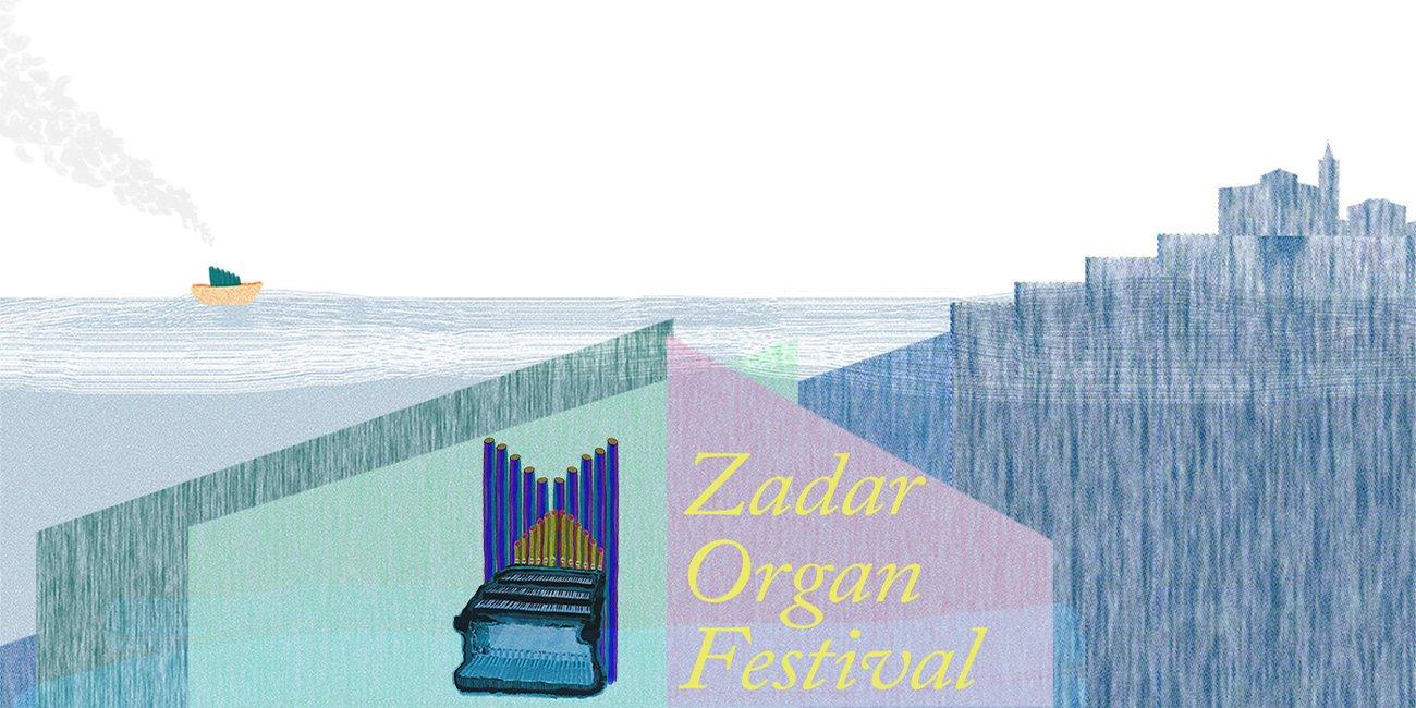 Drugi Zadar Organ Festival samo online na YouTube kanalu