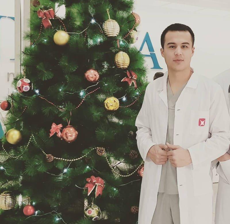 Umed Yuldashev