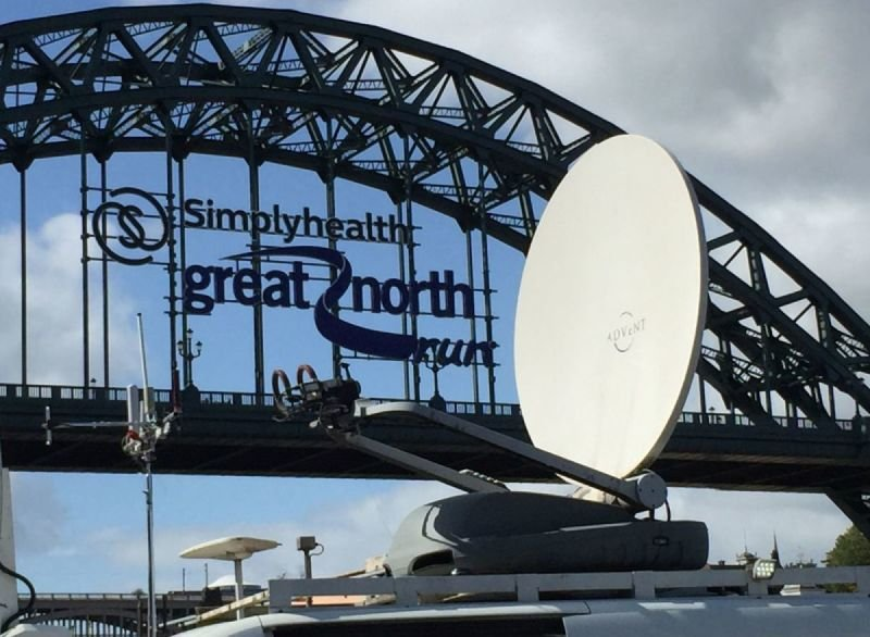 SNG Uplinks, OB's, Crews and Kit hire