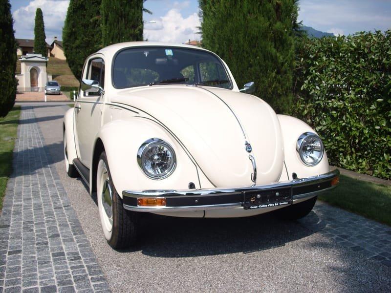VW Maggiolino 1.6