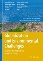 Globalization and Environmental Challenges Book Cover