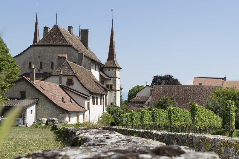 Le Château d'Auvernier