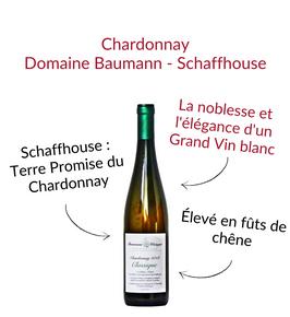 Chardonnay de Schaffhouse de Rudi Baumann