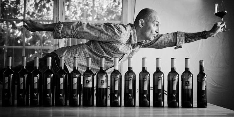 Thierry Constantin et ses vins