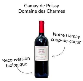 Gamay de Peissy Geneve Domaine des Charmes